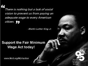 king wage